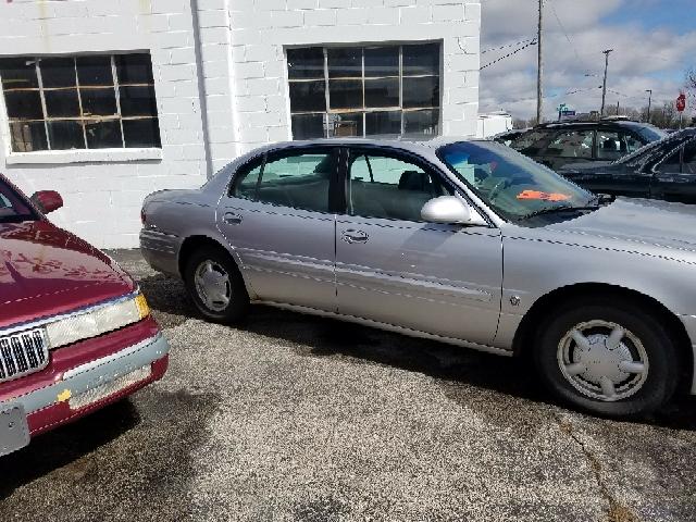 2000 Buick LeSabre Custom 4dr Sedan - Bellefontaine OH