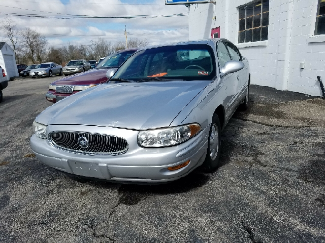 2000 Buick Lesabre Custom 4dr Sedan In BELLEFONTAINE OH