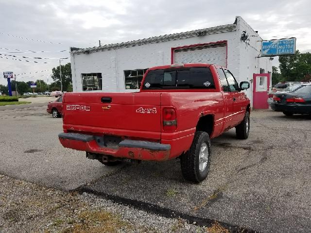 2000 Dodge Ram Pickup 1500 4dr SLT 4WD Extended Cab SB - Bellefontaine OH