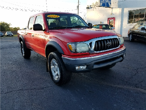 2004 Toyota Tacoma for sale in Bellefontaine, OH