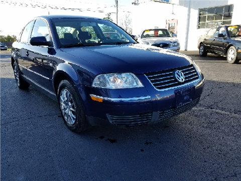 2003 Volkswagen Passat for sale in Bellefontaine, OH