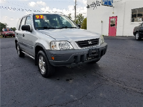 1997 Honda CR-V for sale in Bellefontaine, OH