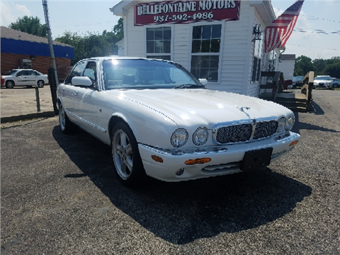1999 Jaguar XJR for sale in Bellefontaine, OH