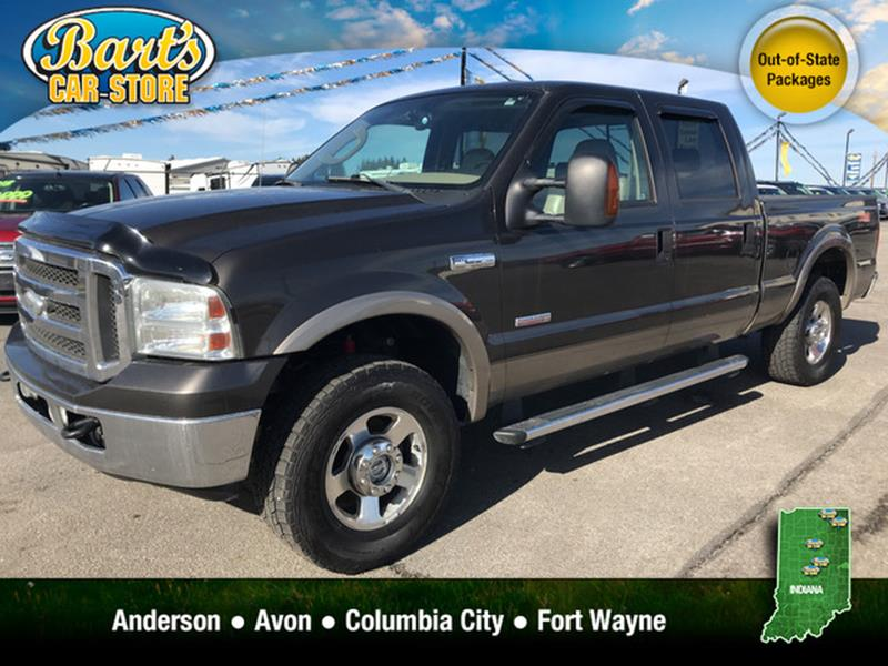 2005 Ford F-250 Super Duty for sale in Columbia City, IN