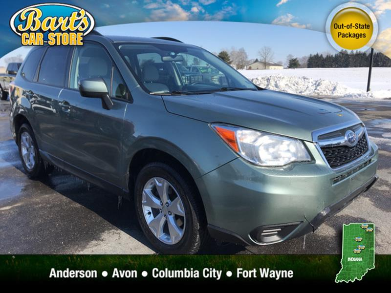 2015 Subaru Forester for sale in Columbia City, IN