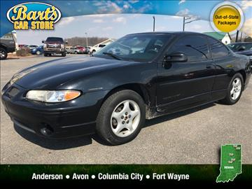 1998 Pontiac Grand Prix for sale in Columbia City, IN