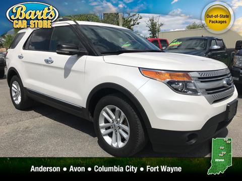 2013 Ford Explorer for sale in Columbia City, IN