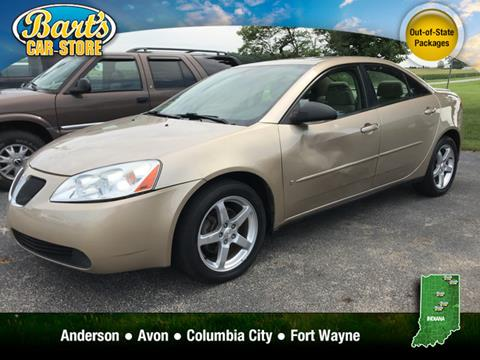 2007 Pontiac G6 for sale in Columbia City, IN