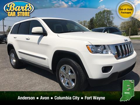 2012 Jeep Grand Cherokee for sale in Columbia City, IN