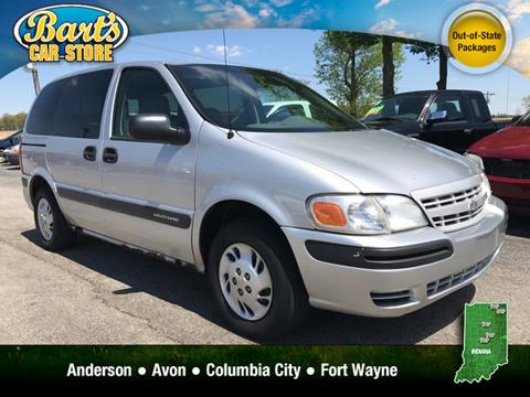 2003 Chevrolet Venture for sale in Columbia City, IN