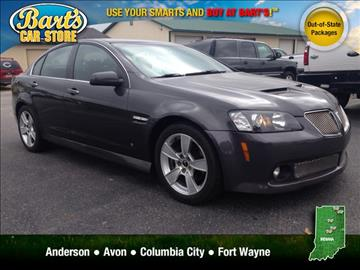 2008 Pontiac G8 for sale in Columbia City, IN