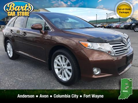 2012 Toyota Venza for sale in Columbia City, IN