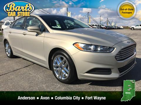 2015 Ford Fusion for sale in Columbia City, IN