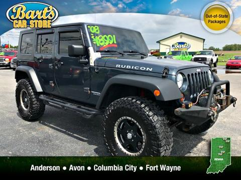 2008 Jeep Wrangler Unlimited for sale in Columbia City, IN