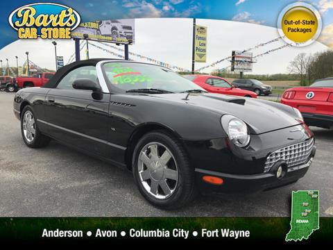 2003 Ford Thunderbird for sale in Columbia City, IN