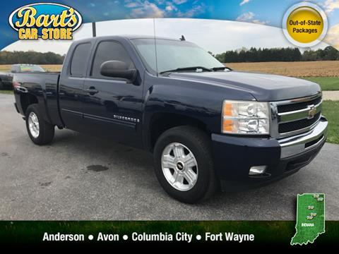 2009 Chevrolet Silverado 1500 for sale in Columbia City, IN