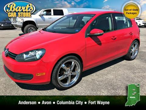 2013 Volkswagen Golf for sale in Columbia City, IN