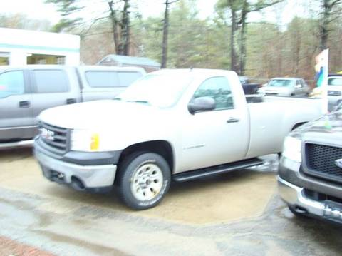 2008 GMC Sierra 1500 for sale in Middleboro, MA