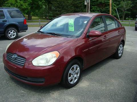 2006 Hyundai Accent for sale in Middleboro, MA