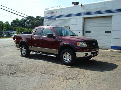 2006 Ford F-150 for sale in Middleboro, MA