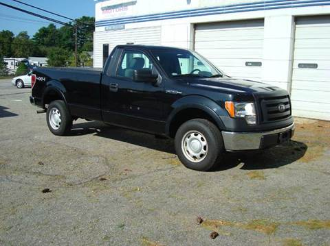 2010 Ford F-150 for sale in Middleboro, MA