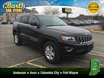 2016 Jeep Grand Cherokee for sale in Avon, IN