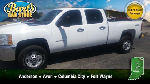 2013 Chevrolet Silverado 2500HD for sale in Avon, IN