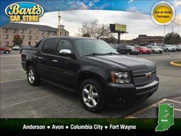 2010 Chevrolet Avalanche for sale in Avon, IN