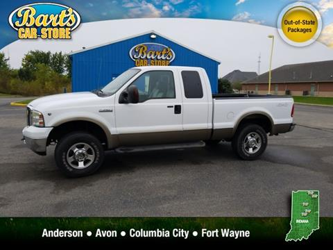 2005 Ford F-250 Super Duty for sale in Avon, IN