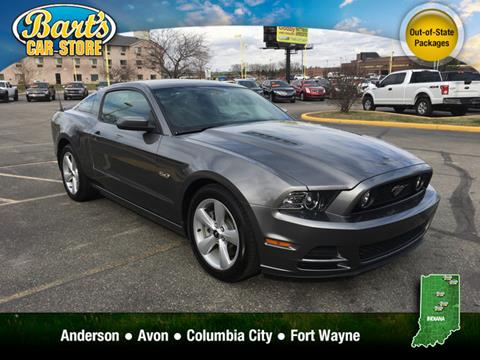 2013 Ford Mustang for sale in Avon, IN