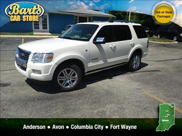 2007 Ford Explorer for sale in Avon, IN
