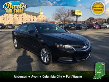 2014 Chevrolet Impala for sale in Avon, IN