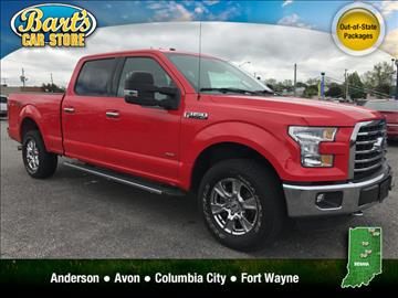 2015 Ford F-150 for sale in Avon, IN