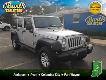 2011 Jeep Wrangler Unlimited for sale in Avon, IN