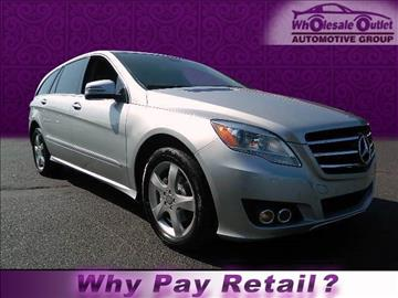 2011 Mercedes-Benz R-Class for sale in Blackwood, NJ