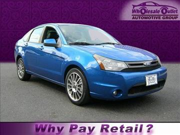 2010 Ford Focus for sale in Blackwood, NJ