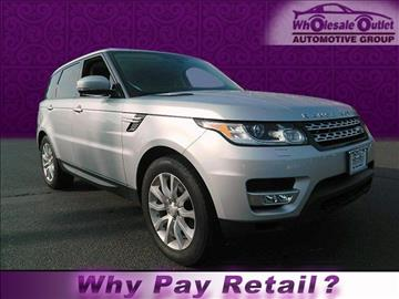 2015 Land Rover Range Rover Sport for sale in Blackwood, NJ