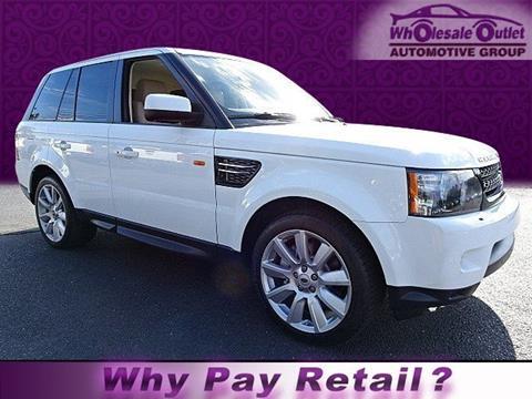 2013 Land Rover Range Rover Sport for sale in Blackwood, NJ
