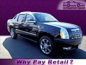 2013 Cadillac Escalade For Sale >> 2013 Cadillac Escalade EXT For Sale Cadillac, MI