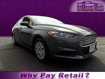 2014 Ford Fusion for sale in Blackwood, NJ