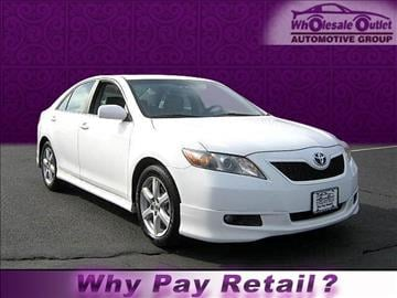 2008 Toyota Camry for sale in Blackwood, NJ
