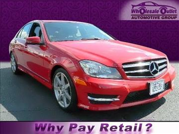 2014 Mercedes-Benz C-Class for sale in Blackwood, NJ