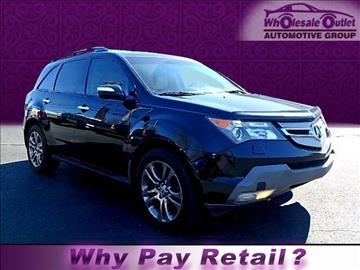 2007 Acura MDX for sale in Blackwood, NJ