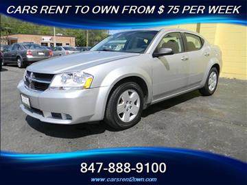 2008 Dodge Avenger for sale in Elgin, IL