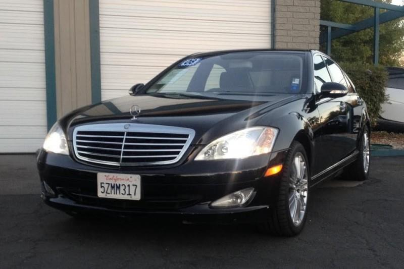 2008 mercedes benz s class for sale in sacramento ca for Mercedes benz 2008 s550 for sale