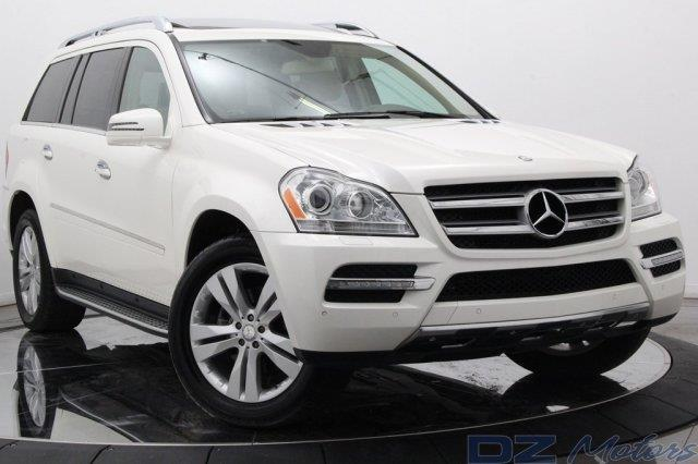 Used 2012 Mercedes Benz Gl Class Gl450 Awd 4matic 4dr Suv