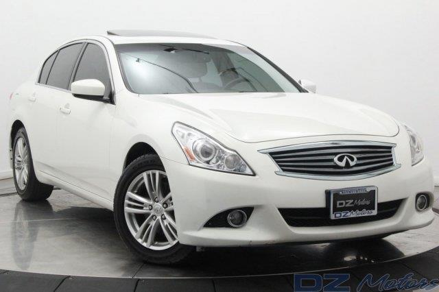 Infiniti Used Cars Luxury Cars For Sale Rahway Dz Motors