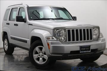 2012 Jeep Liberty for sale in Rahway, NJ