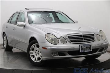 2004 Mercedes-Benz E-Class for sale in Rahway, NJ
