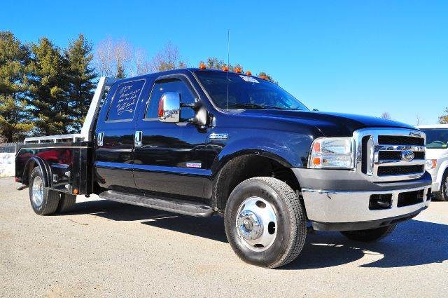 2005 Ford F-350 CARRIER BDY